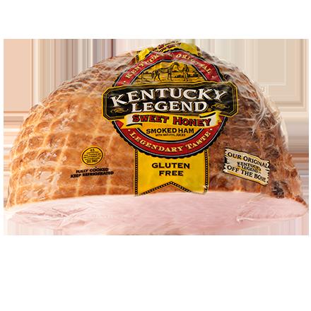 Half Ham Kentucky Legend