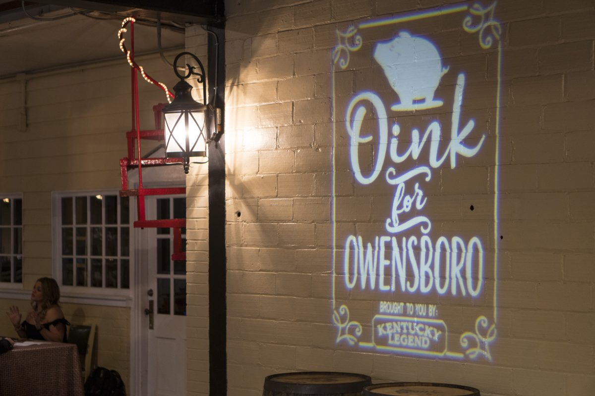 Oink for Owensboro 2018 Charity Project