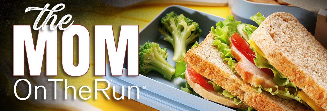 """The """"Mom on the Run"""" Talks Back to School Meal Prep"""